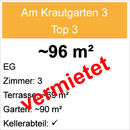 Top 3, Am Krautgarten 3
