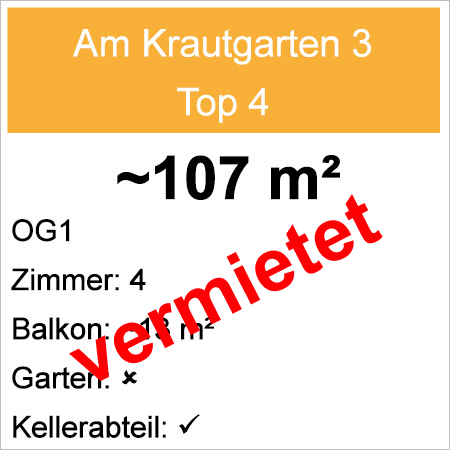 Top 1, Am Krautgarten 4